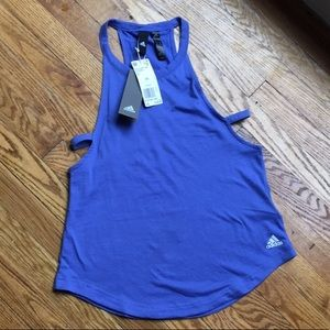 NWT adidas workout tank